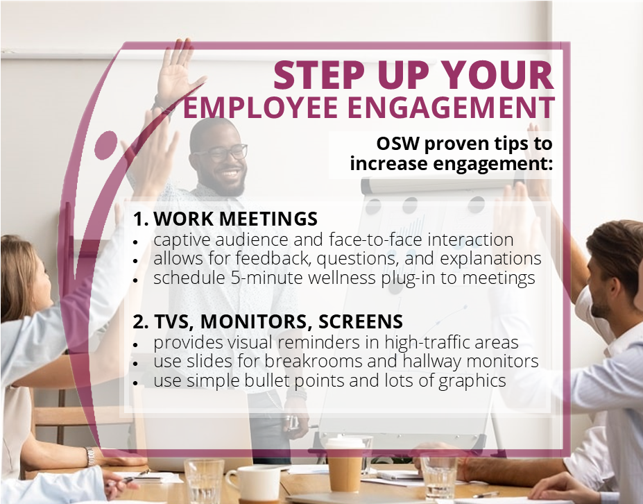 Proven Tips to Increase Employee Engagement in your Wellness Program