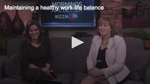 Tips for maintaining a healthy work-life balance